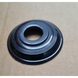 Rosace noire de manivelle - Fiat 500 N / D / Giardiniera / 600