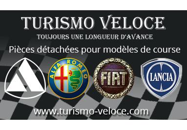 Turismo veloce, le site des pièces détachées pour véhicules historiques de course