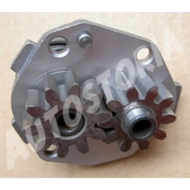 Complete oil pump<br>500R/126A/126A1