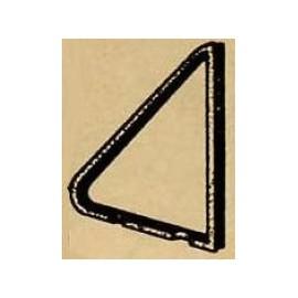 Joint pour vitre orientable gauche<br>126A/126A1 (1973 --> 1