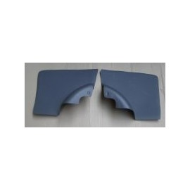 Plastic panels of back wing ( black)<br>500 F/R (1965 -->