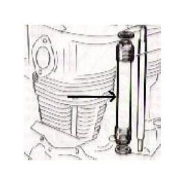 Gaine de tige culbuteur (Sans accordéon) - 500/126
