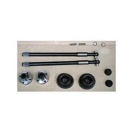 Kit Arbres de roues renforcé (complet) - 500 D / D Giardinie