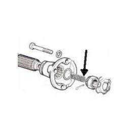 Ressort (pour cardan renforcé de 24 mm)<br> - 500/600/850/126