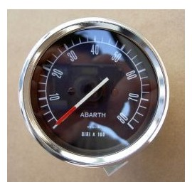 Rev counter Abarth - 500/126