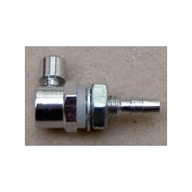 Jet (Chrome-plated metal) - 124/126/500