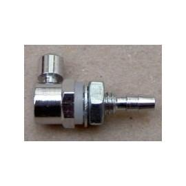 Gicleur en métal chromé - 124/126/500