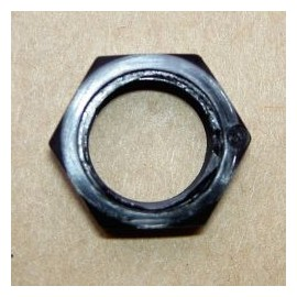Plastic nut for windscreen wiper shaft<br>500 F/L/R/F Giardi