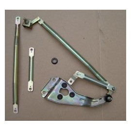 Complete mechanism of windscreen wiper - 500F/F Giardiniera (1965 --> 1967)