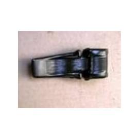 Aluminium lock of hood - 500 F/L/R (1965 -->1975)