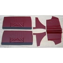 Panneaux de portes et ailes arrières - Bianchina Cabriolet (