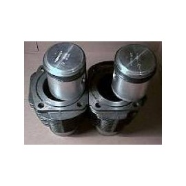 Set of cylinders and pistons - 500 D/F/L (1960 --> 1972)