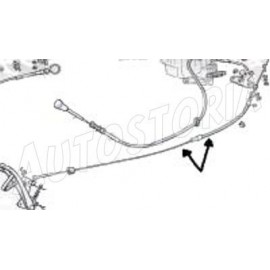 Accelerator wire - 850 All