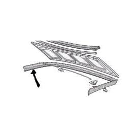 Weatherstrip For Tonneau Cover - 850 Spider/Sport Spider