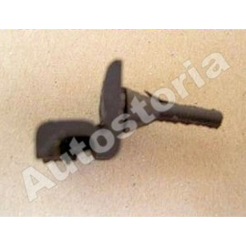 Front Bonnet Rubber Pad - 850 Berline