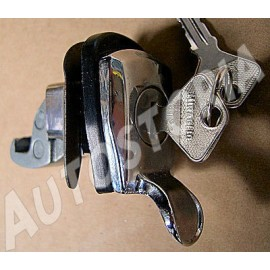 Rear Alloy Bonnet Handle (With Lock)<br>600/600D