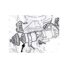 Marelli Generator (Rebuilt) - 600/600D
