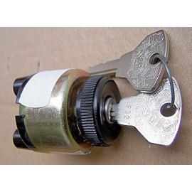 Contacteur à clef<br>600D (767 cm3) (1960 --> )
