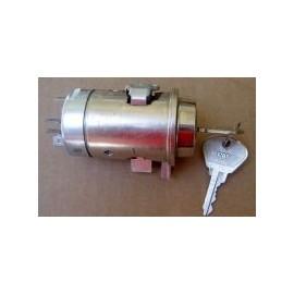 Contacteur à clef (Neimann)<br>850 100 G/GB/GBC