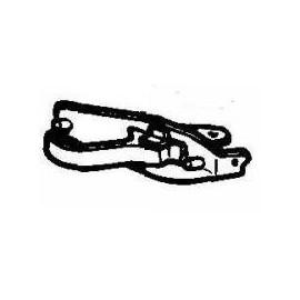 Inner door handle to open the door (right)<br>850 100 GS/GBS