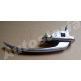 Right outer door handle (in Alloy) - 600/600D ( -->1965)