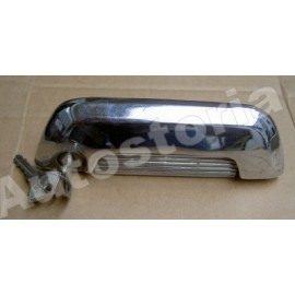 Right outer door handle - 850 (100GBC) ( --> 1971)