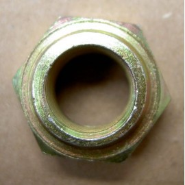 Nut for bearing (Left front wheel) - 500N/D/F/L/R/600/850