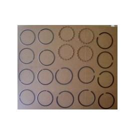 Piston Ring Set (Standard) - 600 D ( 1960 --> )