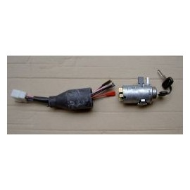 Ignition contactor with key - 124 Sport Spider (1979 --> 198