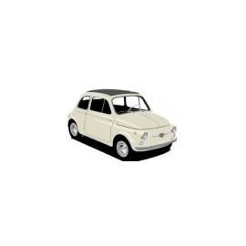Moquette beige - 500 F/L/R (1965-->1975)