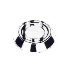 Rosace chromée entre manivelle et porte<br>500 F/L/R/126A/12