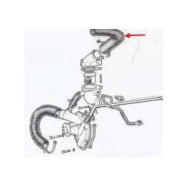 High hose of radiator - 1300/1500