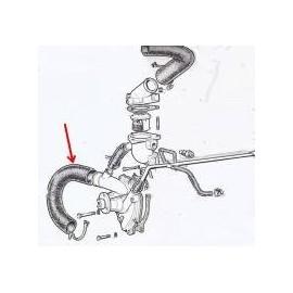 Low hose of radiator - 1300/1500