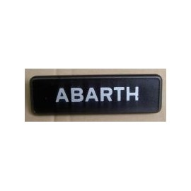Side Emblem - A112 Abarth (1979 --> 1981)