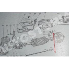 Spazzole motorino aviamento - 1500 (tutte)