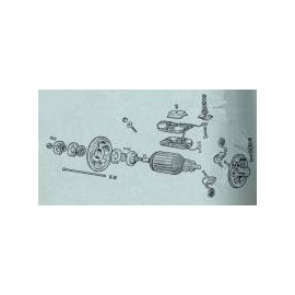 Dynamo (Echange standard) - 1100 ( --> 1959)