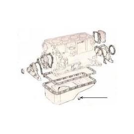 Vis de vidange magnétique - 124 Sport (toutes)