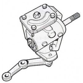 Boitier de direction (échange standard) - 126