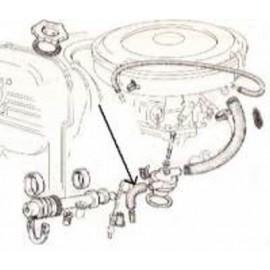 Oil hose - 124 / 125
