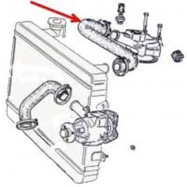 Durite - 124 Coupe , Spider (BC,BS,BC1,BS1,CC,CS,CC1,CS1) 1