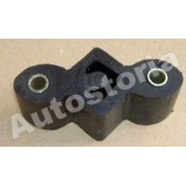 Rubber of back silencer - 124/127/128/A112