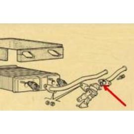 Joint de robinet de chauffage - 124 Coupe , Spider toutes