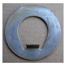 Disc of nut of crankshaft - 500 (all)