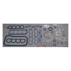 Set of engine gasket - 124 Coupe , Spider (1592cm3) 1973-->