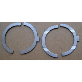 Set of half rings (standard) - 1100