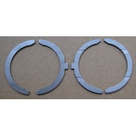 Set of half rings (standard) - 1300/1500