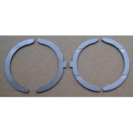 Set of half rings (standard) - 1300/1500