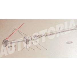 Flector of propeller shaft<br>1300/1500/1800B/2300