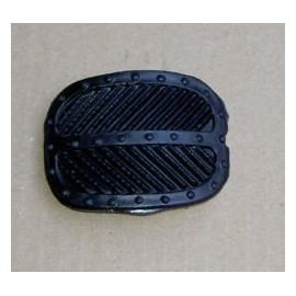 Rubber of footbrake and clutch pedal - 124/127/128