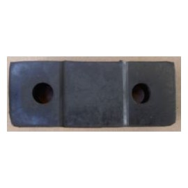 Exhaust rubber pad - 2300